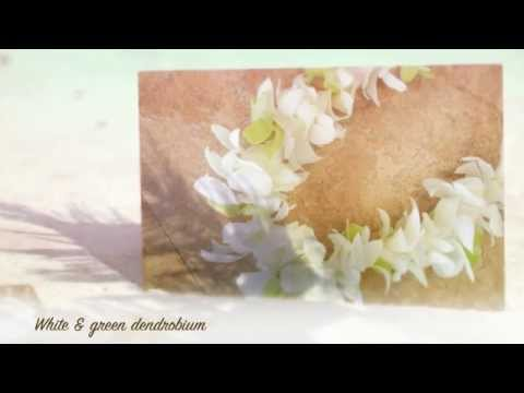 Fresh Handmade Hawaiian Leis - La Tulipe floral designs, Orange County Leis