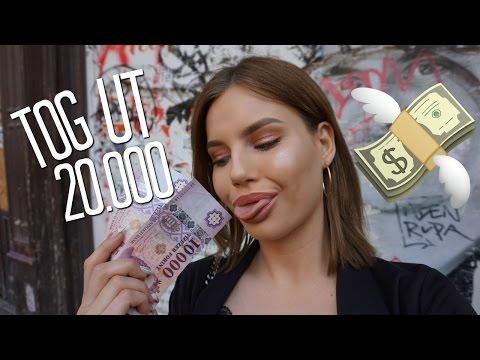 Pengar är inga problem | budapest vlogg