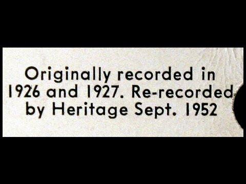 Gershwin / George Gershwin, Fred & Adele Astaire, 1926: Fascinating Rhythm - Heritage 1952 LP