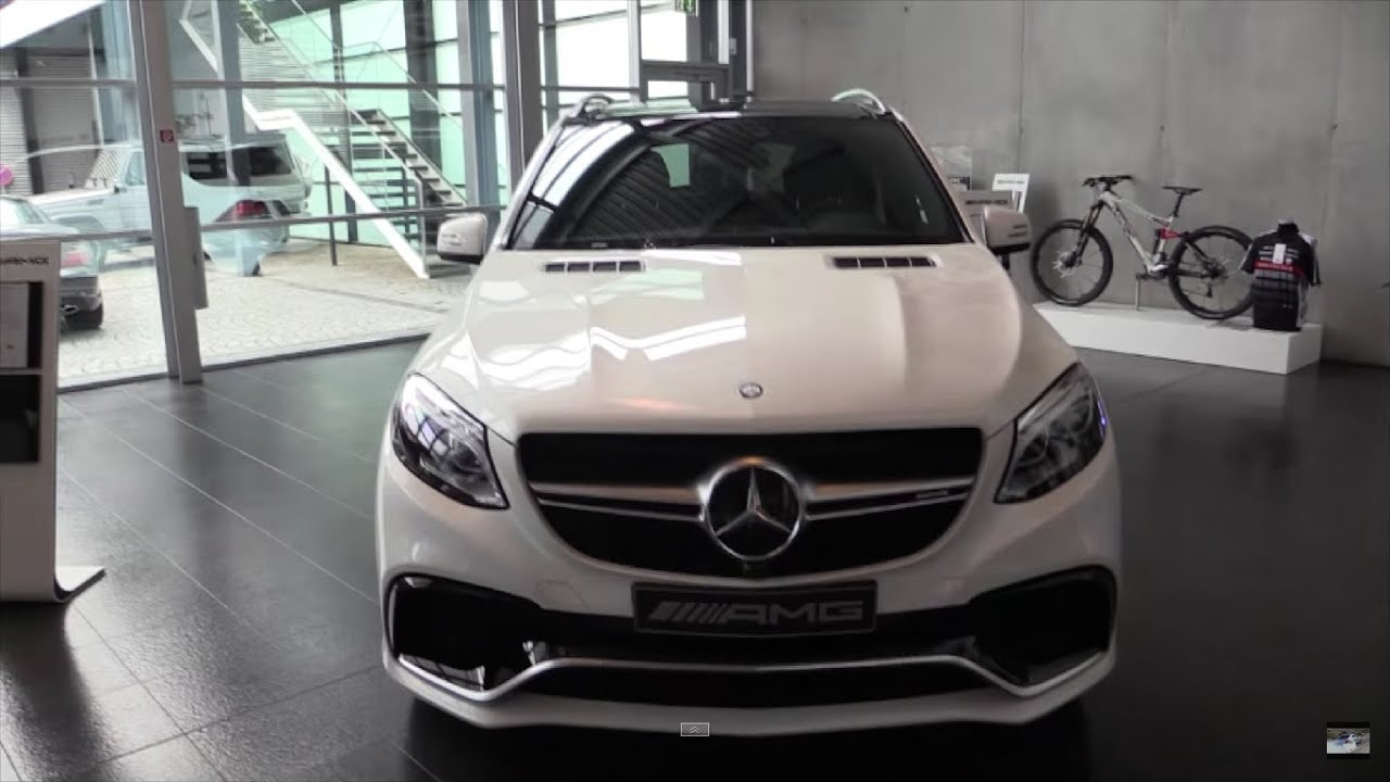 All Types mercedes ml 2016 : 2016 Mercedes-Benz GLE 63 S AMG In Depth Review Interior Exterior ...