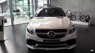 Mercedes-Benz GLE 63 AMG 2016 Videos