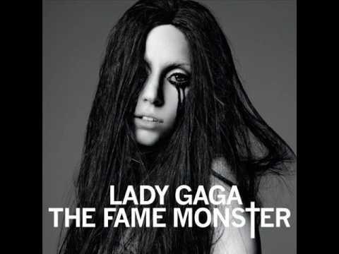 Dance In The Dark - LADY GAGA - The Fame Monster (FULL SONG)