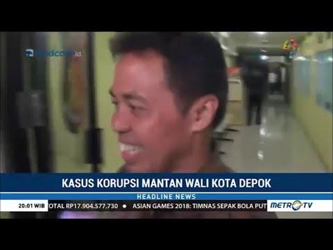Kasus Korupsi Mantan Wali Kota Depok Nur Mahmudi Ismail Mp3
