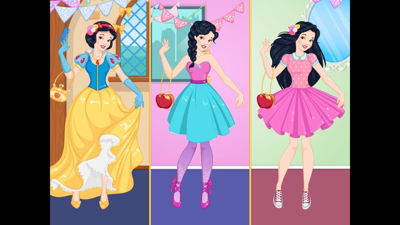 The Story of Snow White and the Seven Dwarves
