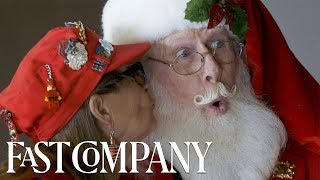 The Lucrative Business of Being Santa Claus | Fast Company