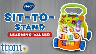 Sit-to-Stand Learning Walker from VTech