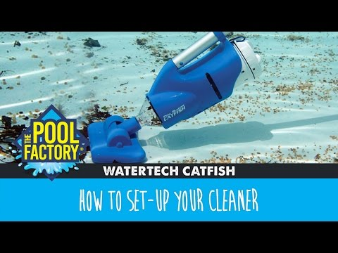 Pool Blaster Catfish by Water Tech® - Review from YouTube · High Definition · Duration:  4 minutes 26 seconds  · 16,000+ views · uploaded on 9/21/2014 · uploaded by Swimming Pool Tips, Reviews & How To -MrDgvb1