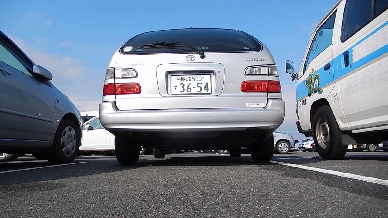 1998 Toyota Corolla Touring Wagon ★≪L TOURING LTD≫MT ...  1998 Toyota Cor...