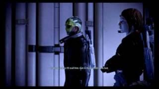 Mass effect 2: Interrogation renegade female Shepard