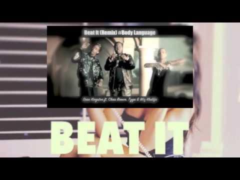 Download lagu terbaik Sean Kingston ft. Chris Brown, Tyga & Wiz Khalifa - Beat It (Remix) ~Body Language~ Mp3 online