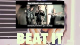 Sean Kingston ft. Chris Brown, Tyga & Wiz Khalifa - Beat It (Remix) ~Body Language~