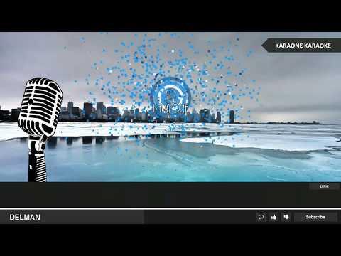 LAGU ANAK INDONESIA - NAIK DELMAN  - Karaoke Lirik