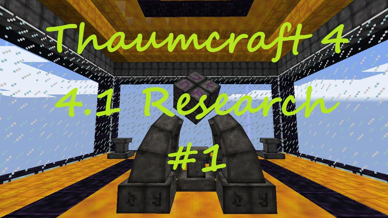 Thaumcraft 4 1 - Research Duplication, Primal Charm, Magic Staves and Wand  Focus Primal by HaighyorkieChilled