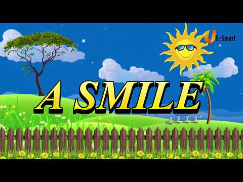 A Smile | Class 2 English | NCERT/CBSE | From Kids Be Smart Eguides
