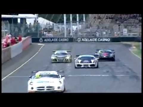 2010 Vodka O Australian GT   Round 1 Race 2