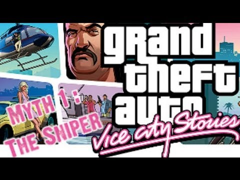 Grand Theft Auto Vice City Stories Myth Investigations Myth 1 : The Sniper (Vincezo Lippi)