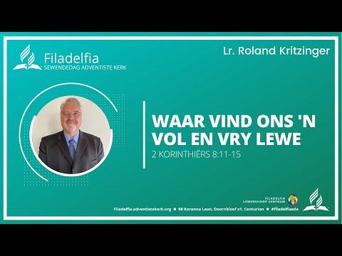 Lr. Roland Kritzinger