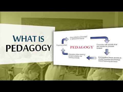 What Is Pedagogy | Define Pedagogy | Pedagogy Teaching | Education