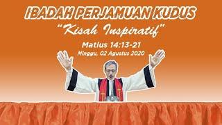 Ibadah Perjamuan Kudus Pembangunan GKJW Minggu 2 Agustus 2020 GKJW Jambangan