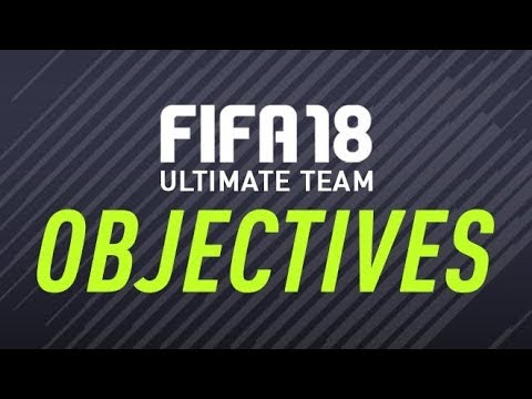 ⛔️ FIFA 18 Ultimate Team - Neues FUT 18 Feature Daily Objectives ⛔️