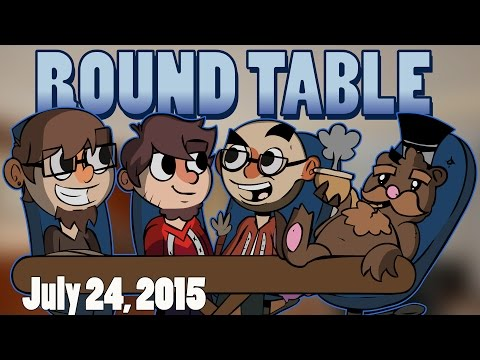 The Roundtable Podcast - 7/24/2015 (Ep.13) [Australian Spring]