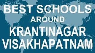 Best Schools around Krantinagar Visakhapatnam   CBSE, Govt, Private, International | Vidhya Clinic