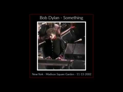 Bob Dylan Covering 'Something' By The Beatles (Remastered)