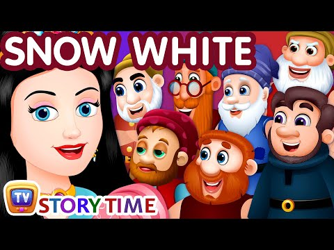 Snow White and the Seven Dwarfs Story - ChuChu TV Fairy Tales and Bedtime Stories for Kids