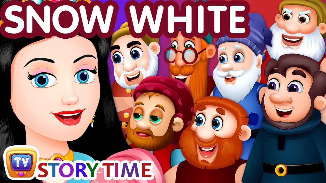 Download Snow White and the Seven Dwarfs Story - ChuChu TV Fairy Tales and Bedtime Stories for Kids