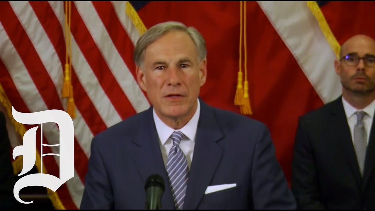 Governor Abbott closes all schools in Texas for remainder of school ...