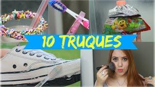 10 TRUQUES DIVERSOS QUE VOCÊ DEVERIA SABER! - Sisters Lellis