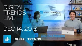 Actress Holly Fields, Facebook Data Breach & The Future of 8K TVs - Digital Trends Live