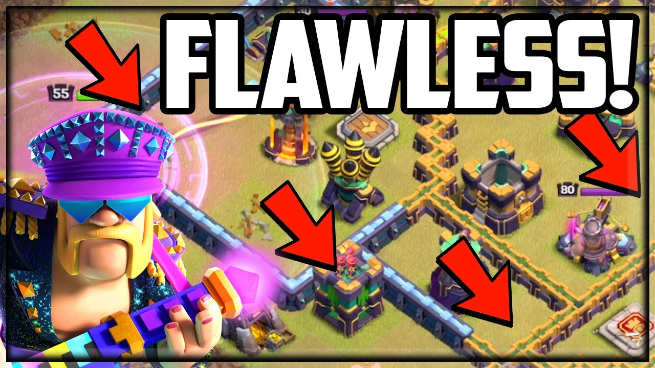 Finally Flawlessly Funnel! Clash of Clans
