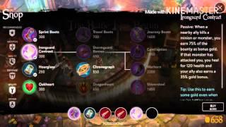 Krul wp battle royal | vainglory