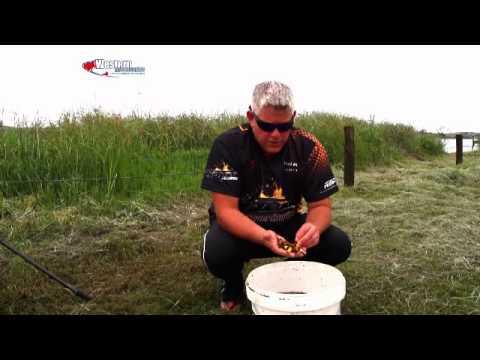 ASFN Super Angling - Andre Henn Doing Specimen Carp At Rietvlei Dam