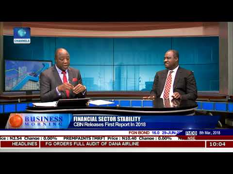 Financial Sector Stability: IMF Wants Banking Sector Risks Contained Pt.1 |Business Morning|