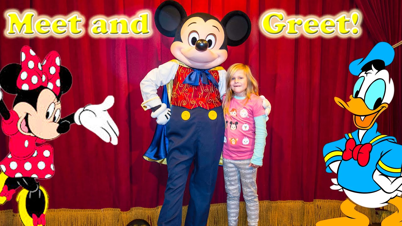 Assistant meeting surprise character like mickey mouse and doc assistant meeting surprise character like mickey mouse and doc mcstuffins youtube kristyandbryce Images