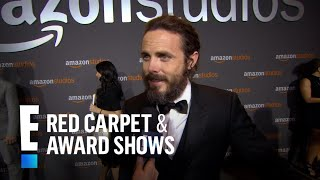 Casey Affleck Reacts to Winning His First Golden Globe | E! Live from the Red Carpet