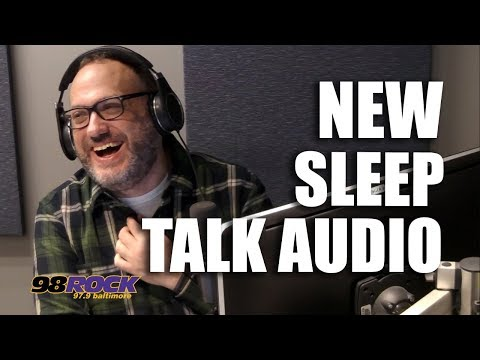 Spiegel's Sleep Talk Audio:  Get Out Of The Way!