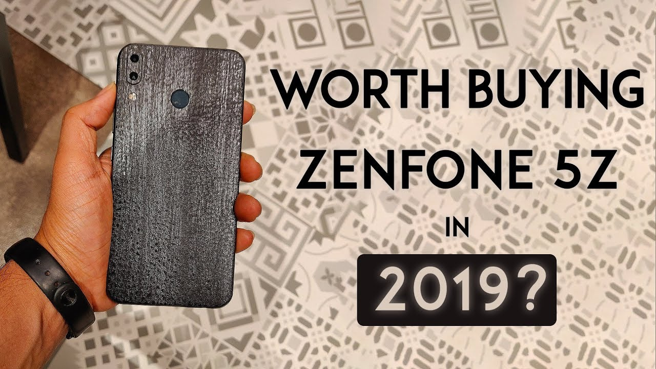 Still Worth Buying Asus Zenfone 5Z in 2019? Long-Term Review