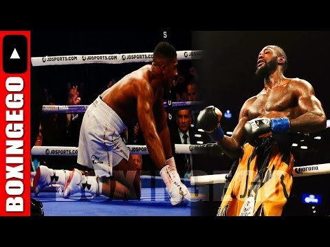 DEONTAY WILDER'S MANAGER REVEALS 50/50 % PURSE SPLIT FOR JOSHUA VS WILDER NOT NEEDED; LOOKING FOR...