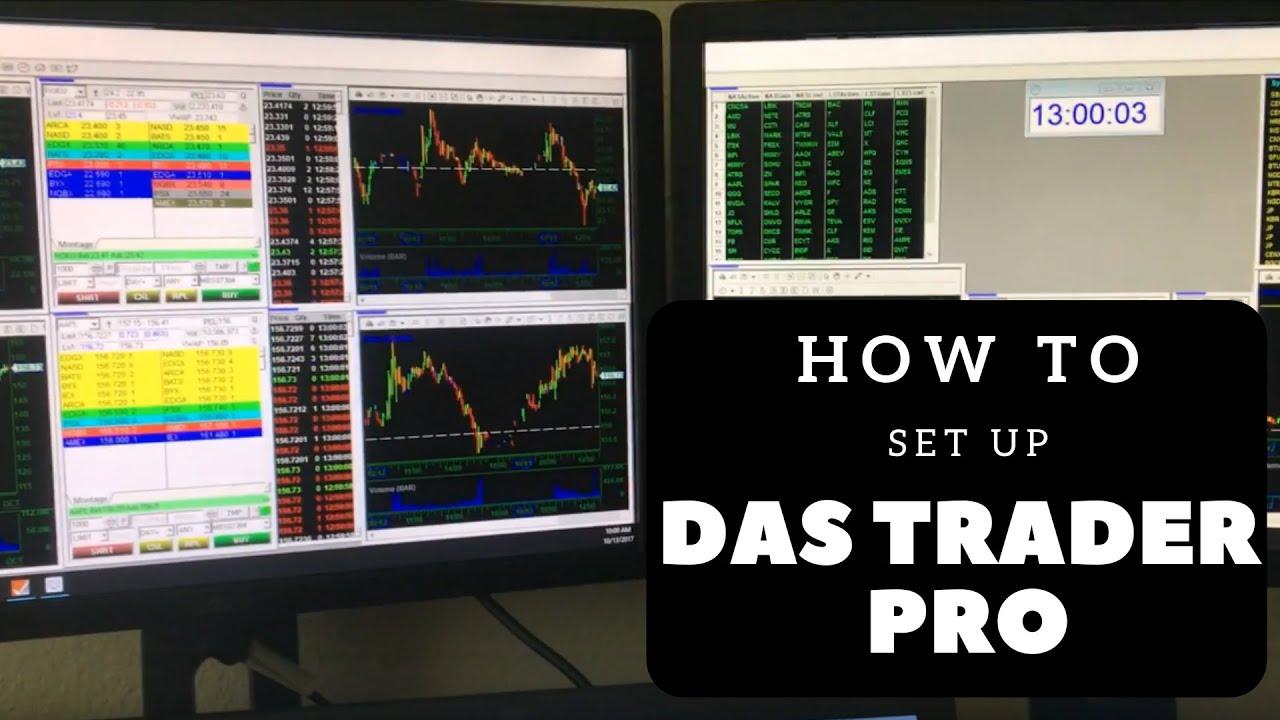 das trader pro sistemos reikalavimai