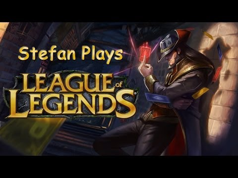 Stefan Plays League Of Legends Ep 4 - The Great Mentor