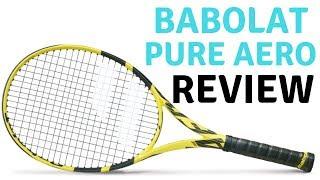 Babolat Pure Aero 2019 Tennis Racket Review - Top Tennis Training