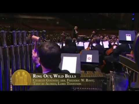 ''Ring Out, Wild Bells'' - Mormon Tabernacle Choir