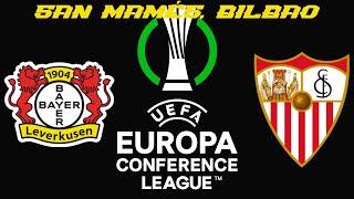 DoF Journeyman Ep 11 EUROPA CONFERENCE FINAL bayer04_en Football Manager 21 FM21
