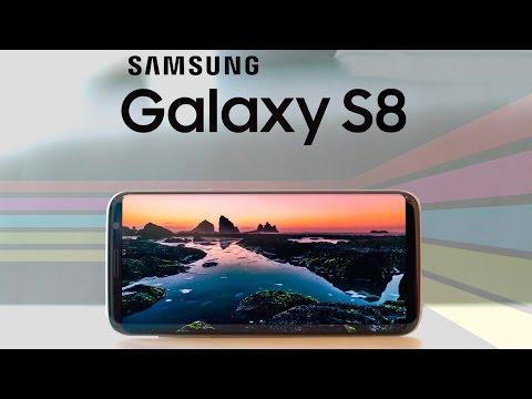 Samsung Galaxy S8 Финальные Характеристики