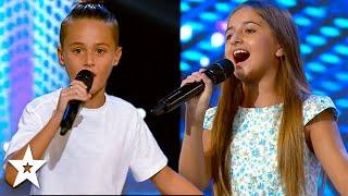 Got Goosebumps!! AMAZING Singing/Rap Duo on Malta's Got Talent 2020 | Got Talent Global