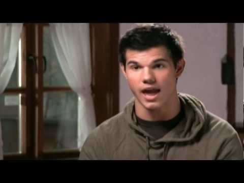 Taylor Lautner Interview - The Twilight Saga: Eclipse