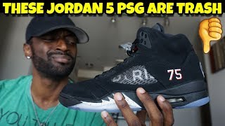 These Jordan 5 PSG